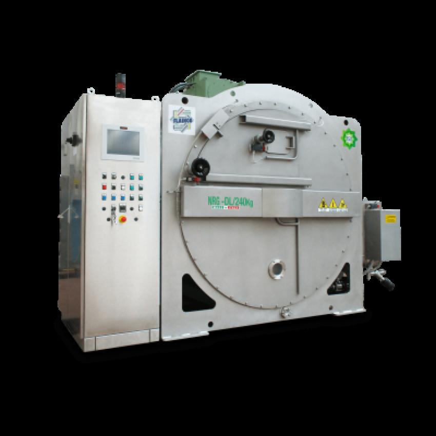 NRG - DL rotary machine
